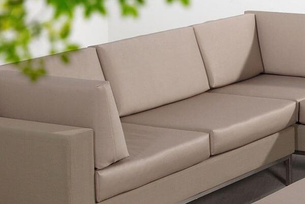 Cayman Modular Lounge Silvertex