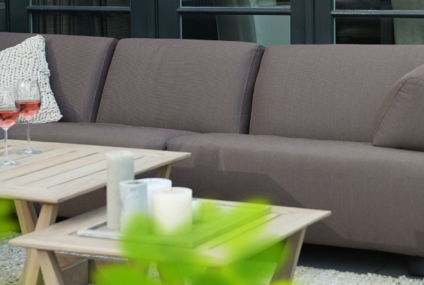 Hugo Modular Lounge – Outdoor-Sofa und Sessel
