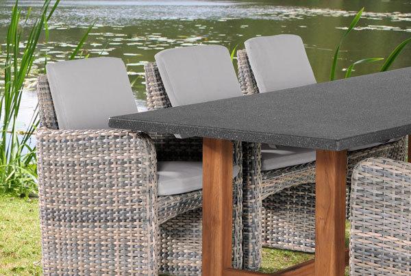 gartenstuhl hochlehner polyrattan garten ideen diy. Black Bedroom Furniture Sets. Home Design Ideas