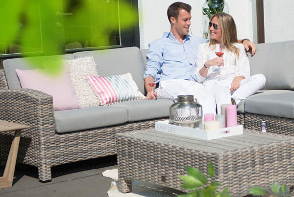 Mambo Modular Lounge Outdoor Sofa