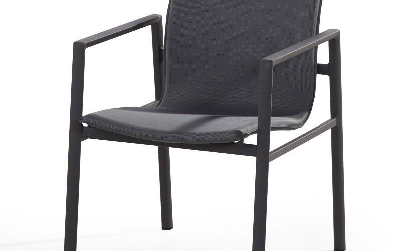 aluminium stapelstuhl albion eleganz f r ihre terrasse. Black Bedroom Furniture Sets. Home Design Ideas