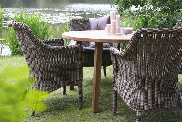 Galleria Dining-Sessel aus Hularo® Faser