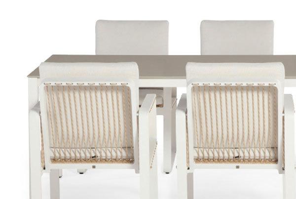 Largo Dining | Esstisch-Stühle