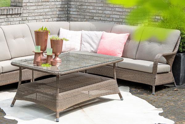 Sussex Modular Geflecht Lounge Sofagruppe