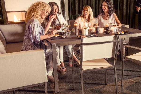 Dining Lounge – Tivoli Cosy Esstischganitur