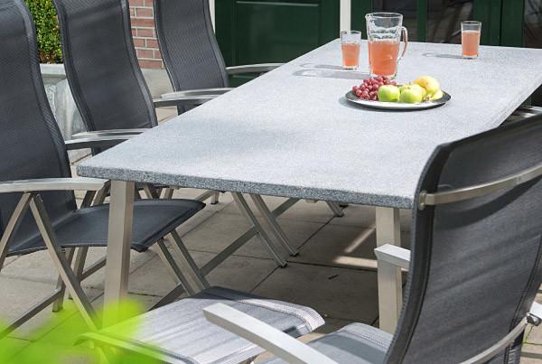 Sentosa Dining | Aluminium Gartenstuhl – Klappsessel