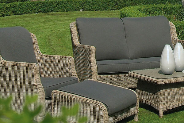 Brighton Lounge Pure aus Hularo® Geflecht