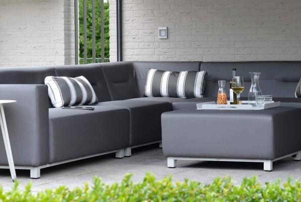 Wetterfestes Sofa Chivas Lounge - Gartenmöbel