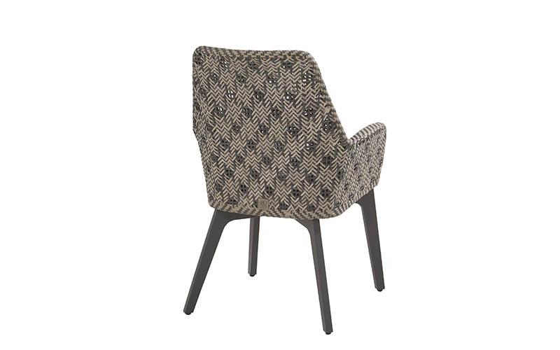 Savoy Dining & Lounge Stühle aus Hularo® Geflecht | Geflechtmöbel