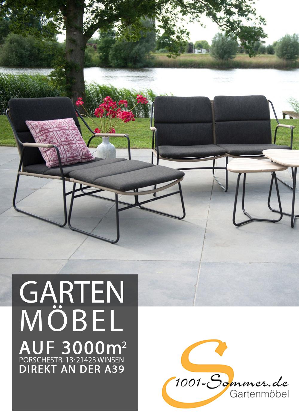 Scandic Lounge Gartenmobel Hochwertiges Design Und Handwerkskunst